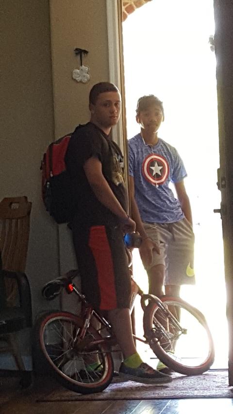Seth and Thian
