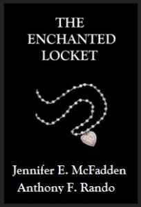 The Enchanted Locket Cover