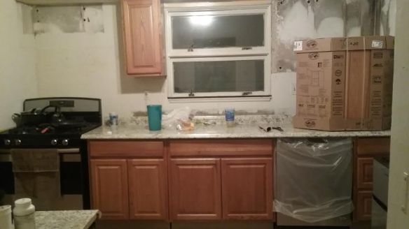 Ambridge Construction Kitchen