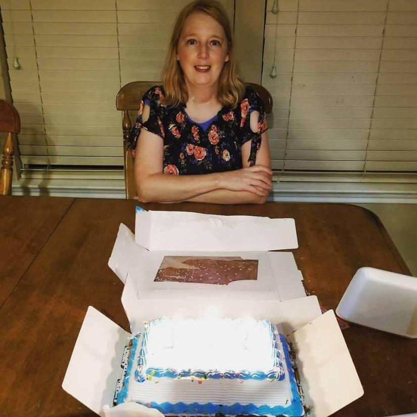 Birthday Cake 2018